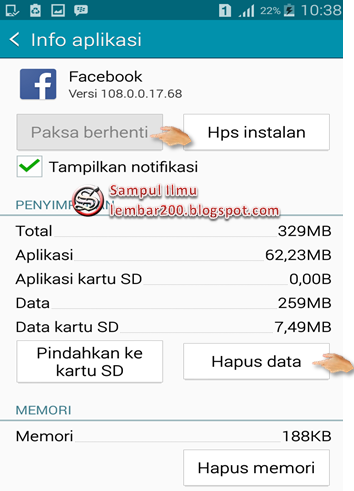 Cara Mudah Mengatasi Peringatan Facebook Terhenti Pada Android