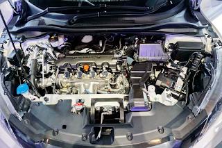 Perbandingan Honda HR-V vs Chevrolet Trax