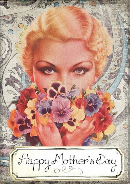 Sprüche zum Muttertag, Seniorenarbeit, Aktivierungsideen, Leserunde