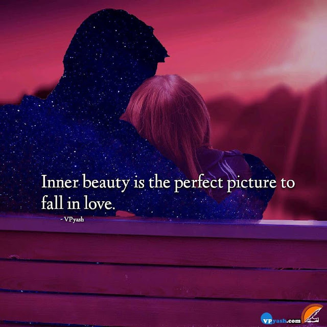 An Inner Beauty Do A More Love Than Beautiful Face