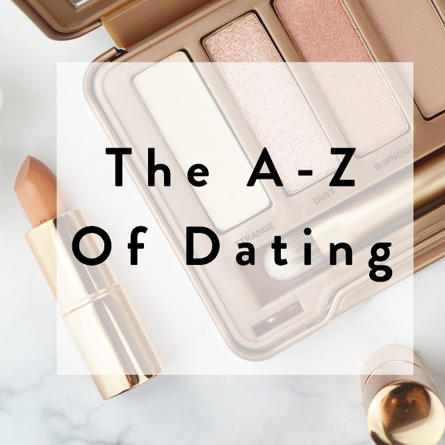 Lovelaughslipstick Blog - The A-Z of Dating Urban Decay Naked 3 Palette Flatlay