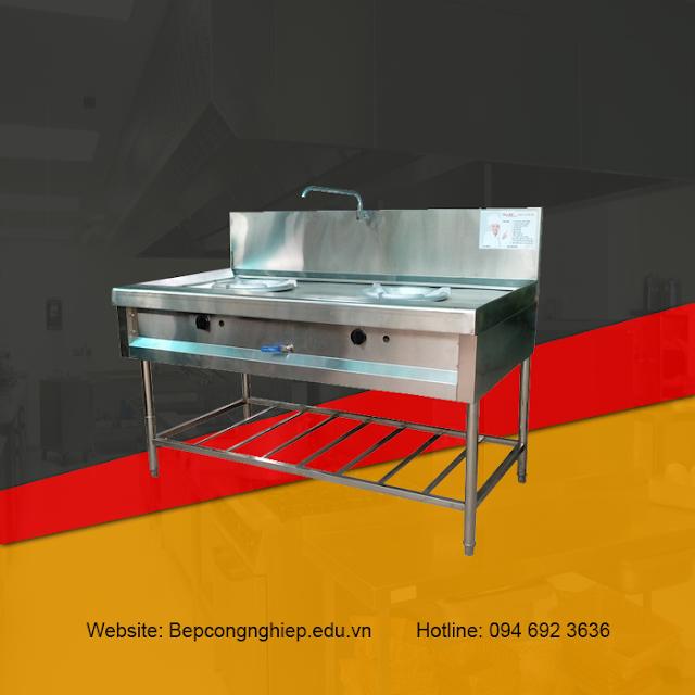 Bếp Á công nghiệp mẫu đẹp giá rẻ, hàng chất lượng cao