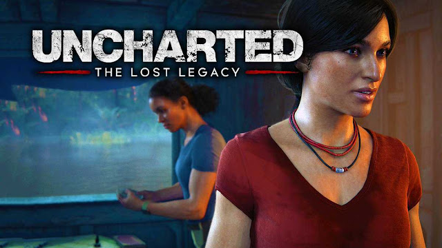 Siapa coba yang tidak tau dengan game yang satu ini Series Terbaru Uncharted: Uncharted: The Lost Legacy