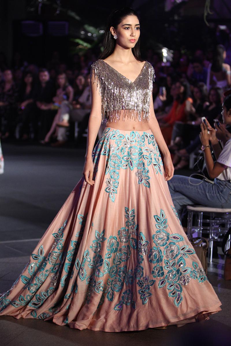 Lakme Fashion Week Lehenga Collection