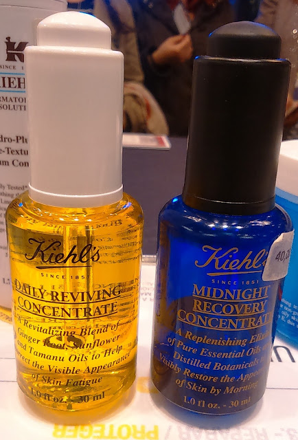 Daily Reviving Concentrate y Midnight Recovery Concentrate