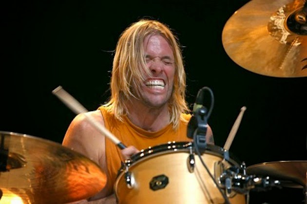 Dave Grohl Week: Taylor Hawkins http://www.jinglejanglejungle.net/2014/12/taylor-hawkins.html #TaylorHawkins