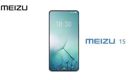 Kebocoran Tampilan Meizu 15 Plus dengan Desain Full Screen yang Tangguh
