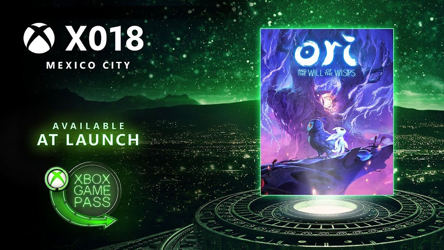 ori and the will of the wisps xbox game pass X018