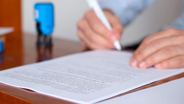 Modelo de Contrato de Transformação de Limitada em EIRELI