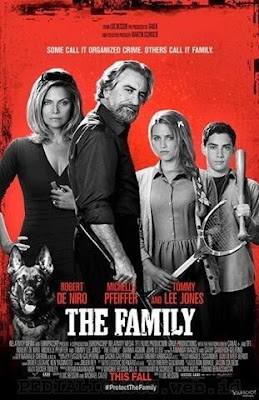 Sinopsis film The Family (2013)