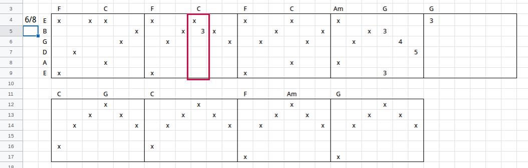 最簡單便捷的寫譜軟體(六線譜篇)