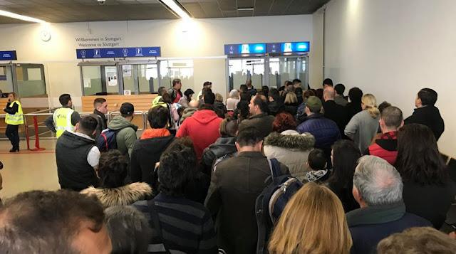 Είμαστε ήδη εκτός Σένγκεν: Εξευτελισμός για τους Έλληνες ταξιδιώτες!! Το ξέσπασμα Έλληνα επιβάτη για την «καραντίνα» στα γερμανικά αεροδρόμια