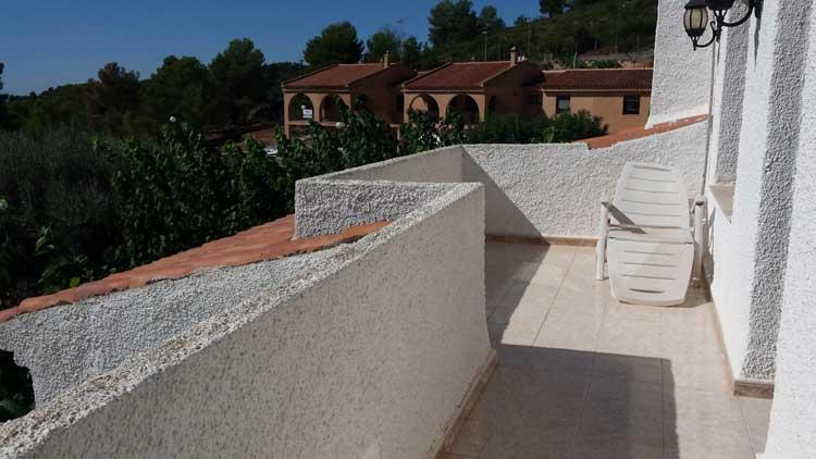 chalet en venta la coma castellon terraza3