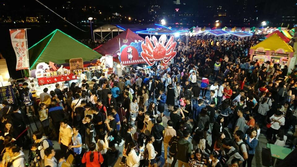 林公子生活遊記: 第十八屆澳門美食節 中式美食街,亞洲美食街,歐陸美食街,風味美食街