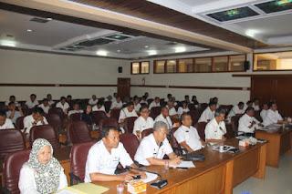 Rumah Sakit Bhayangkara Losarang  Gelar In House Training