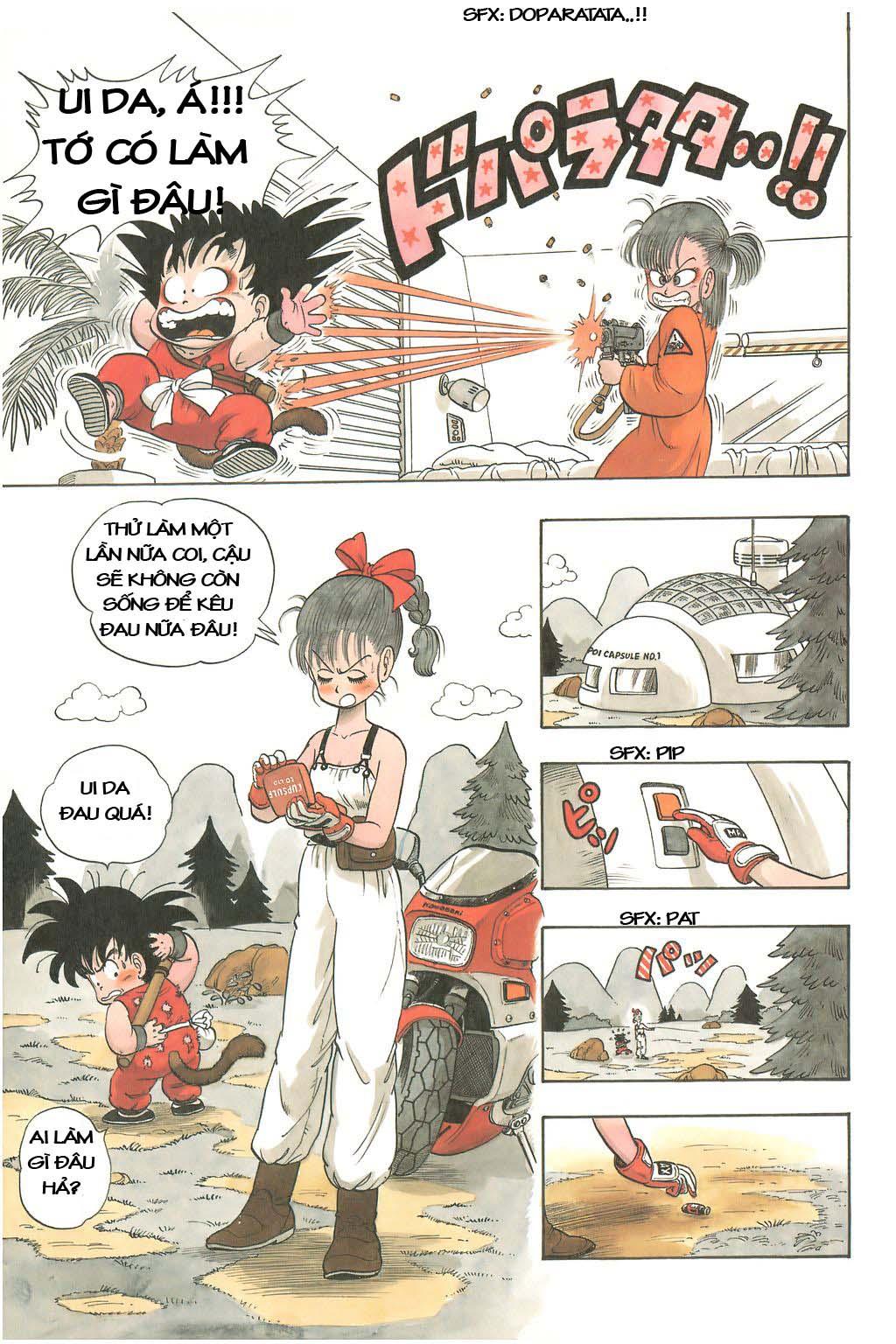 Dragon Ball chap 4 trang 13