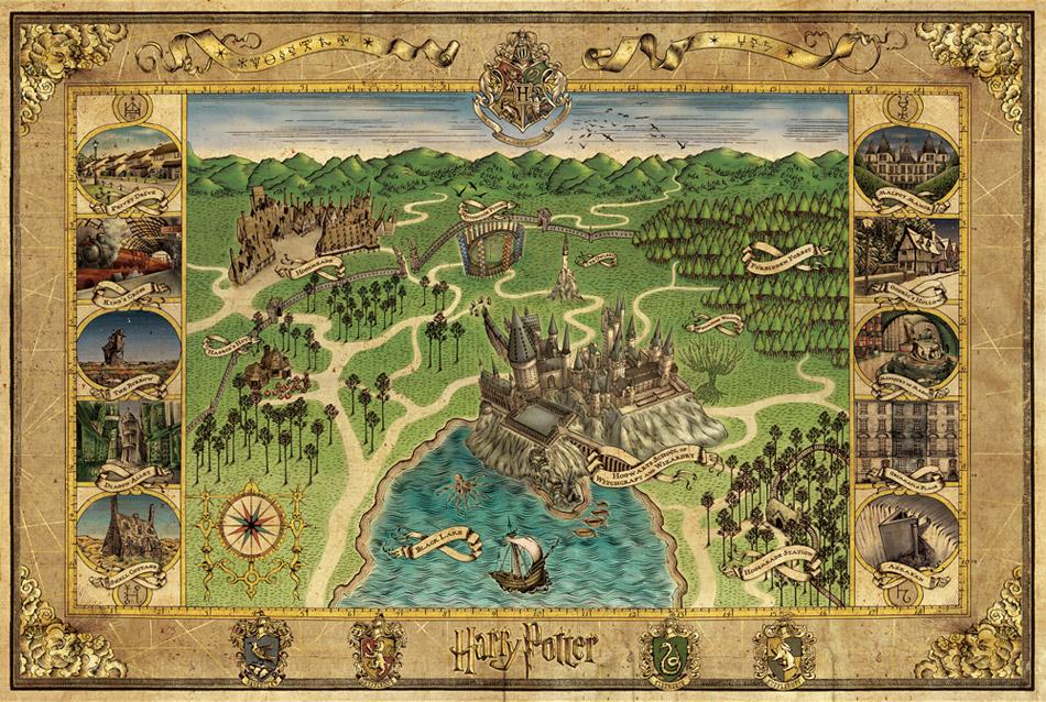 """Sociedad Hogwarts: Decimocuarto contenido extra de """"Harry"""