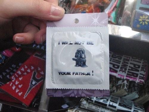 preservativos y humor
