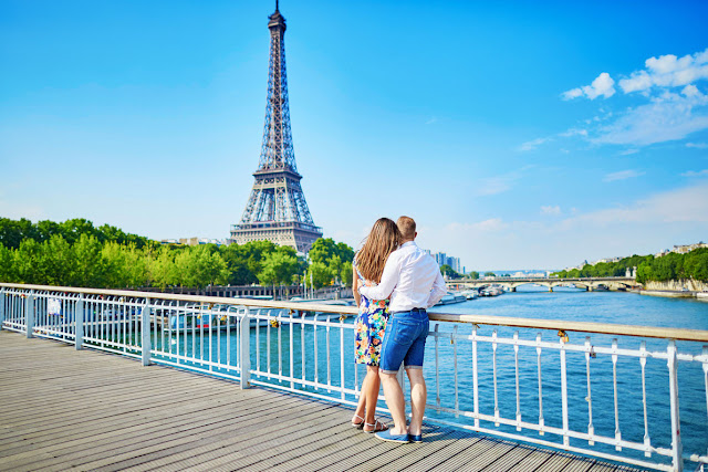 Top 5 Romantic Destinations for Traveling Together