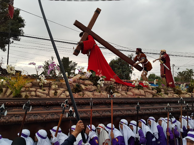 Easter time in Guatemala