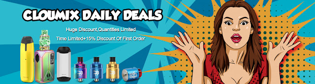 Unexpected E-cigarette Special Offer | Will Not Regret Choice