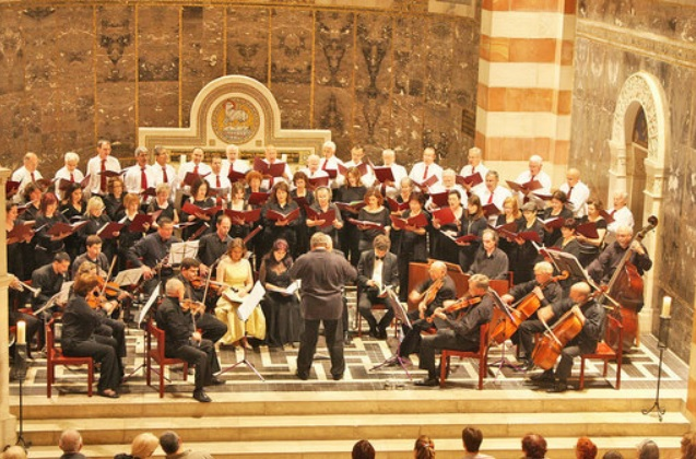 הרקוויאם של מוצרט באוגוסטה ויקטוריה - שבועות 2017