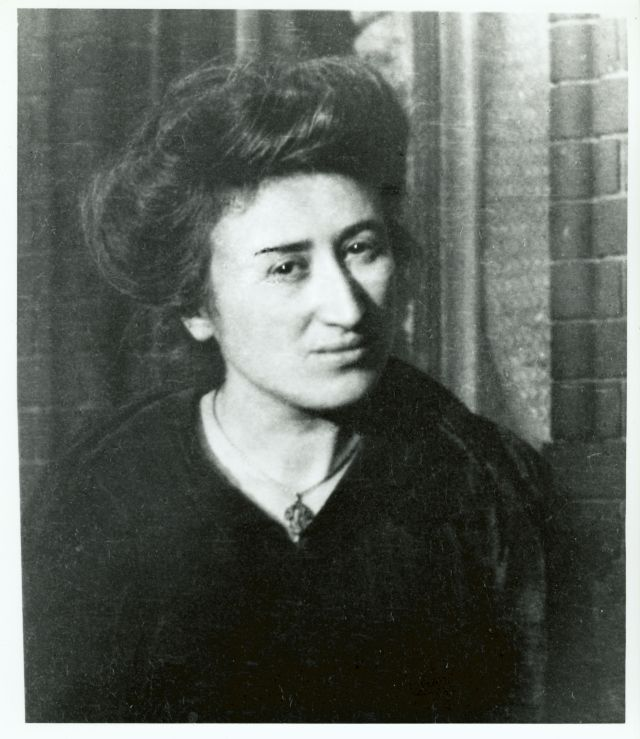Year Of Women In History Rosa Luxemburg Political Activist And