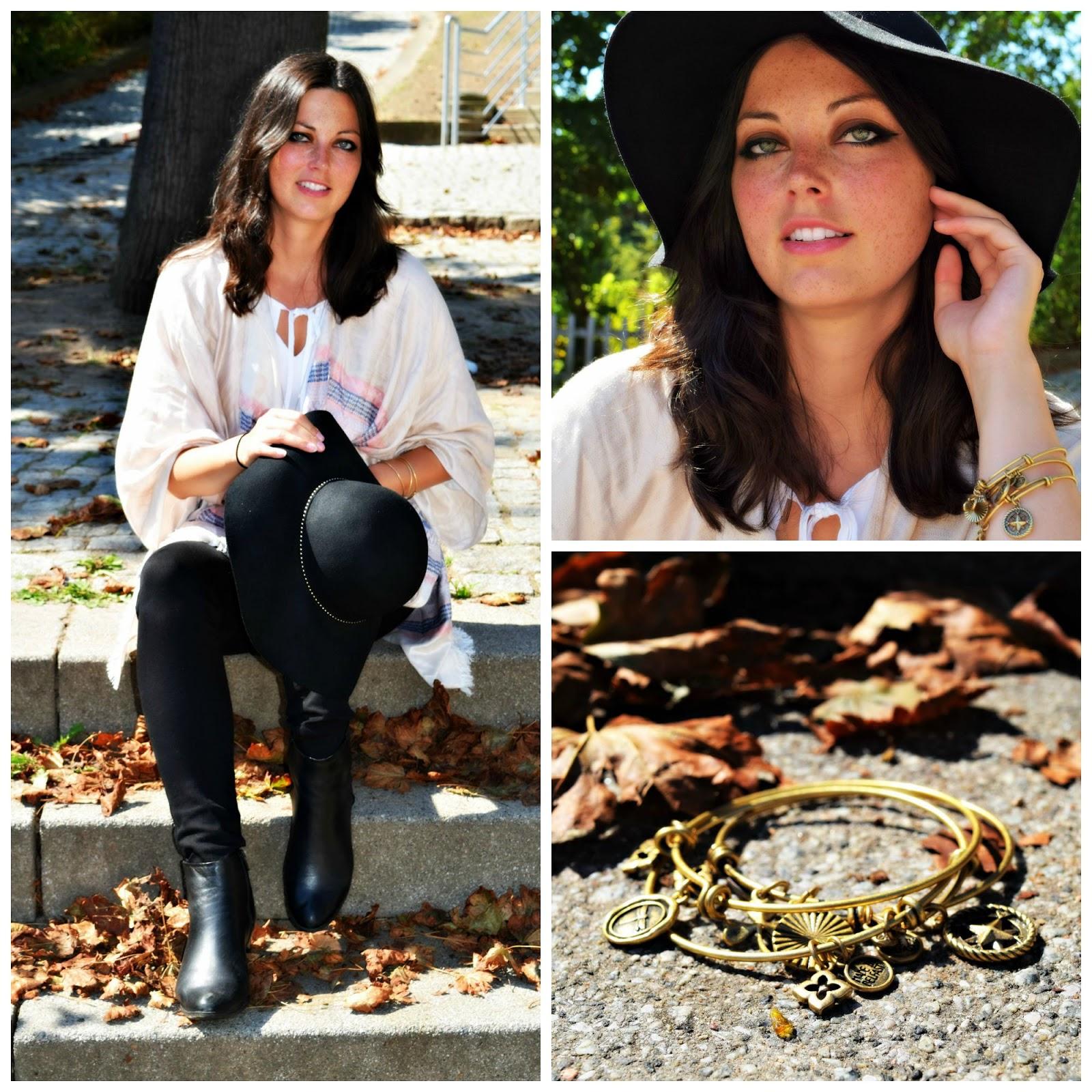 autumn boho fashion