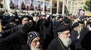 مجلس المعارضة المصرية يحذر من  استمرار حوادث اضطهاد الاقباط بمصر
