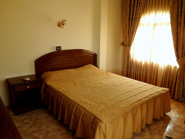 dormir barato jordania