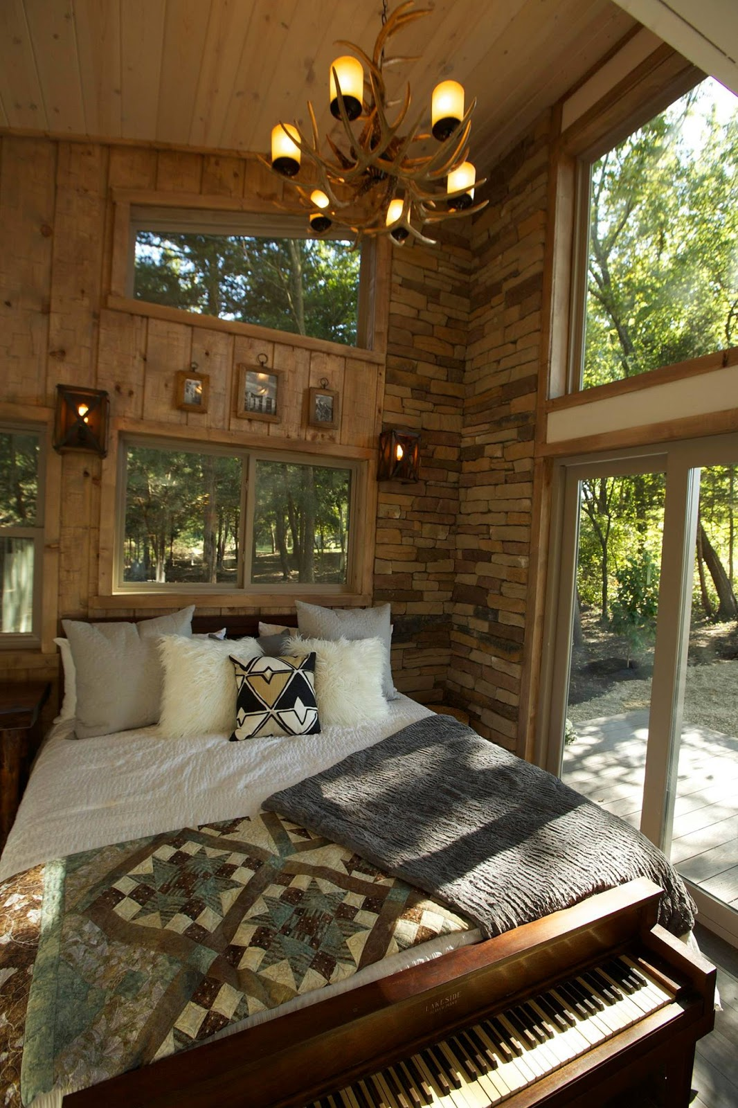 The Little Living Blog Sevens Company Cabin 545 Sq Ft
