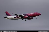 Airbus A320 / HA-LWN