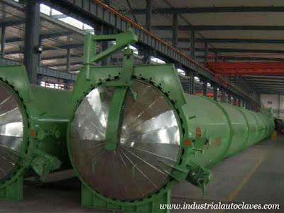 Autoclave for Brick Exported to India 1