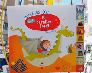 Viu la història amb... El cavaller Jordi / Marie Morey | Cruïlla per Teresa Grau Ros