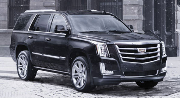 Cadillac Escalade Drive Train And Price