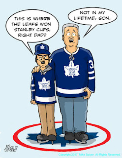 Toronto Maple Leafs fans,caricature hockey cartoons gift