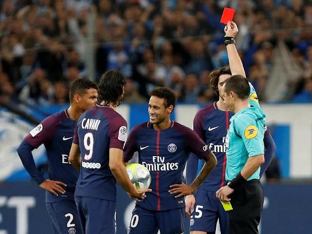 'Wasit-Wasit Liga Prancis Harus Lebih Lindungi Neymar'
