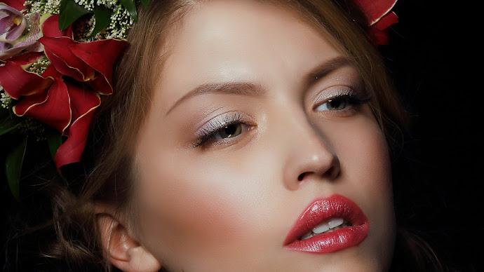 Gorgeous Model Portrait