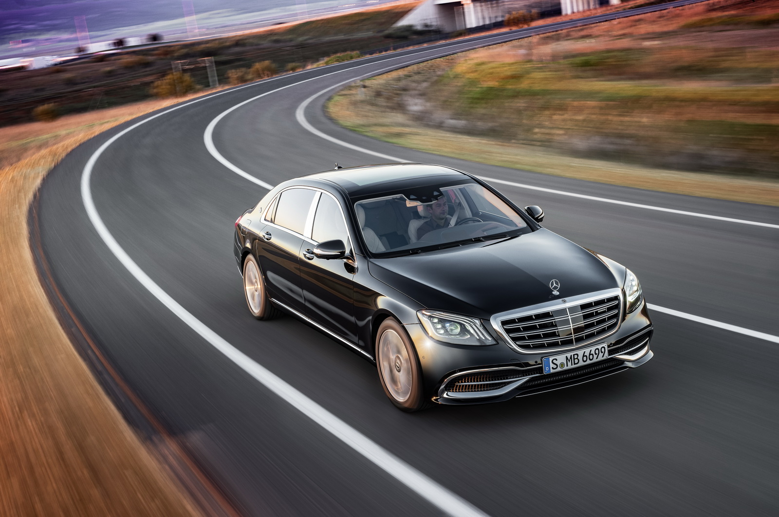 2018 mercedes benz s class priced from under 91k for Mercedes benz s price