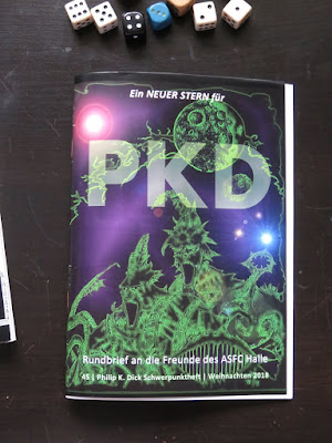 Ein NEUER STERN für Philip K. Dick