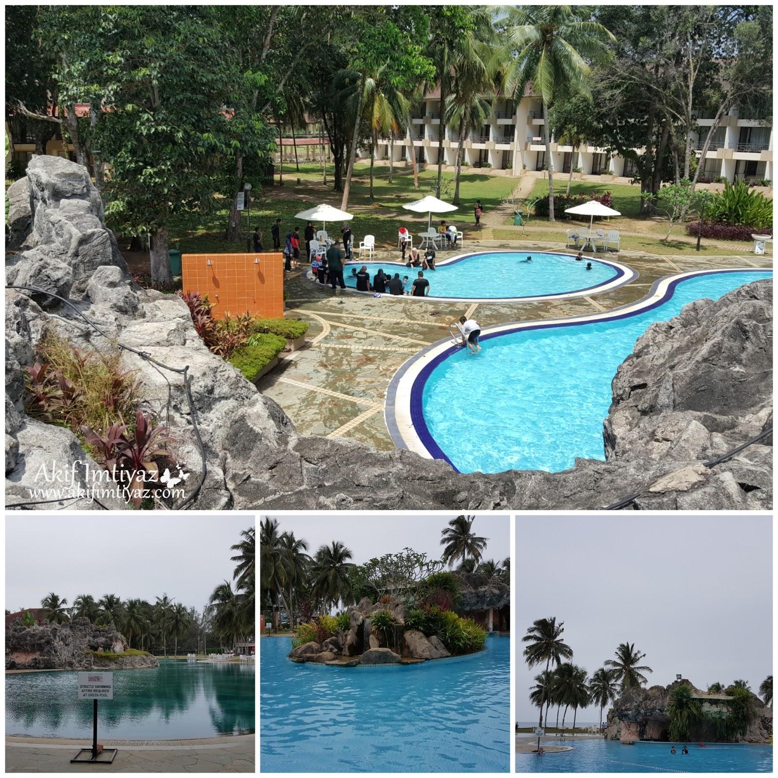 The Legend Cherating Beach Resort Pasti Buat Anda Teruja