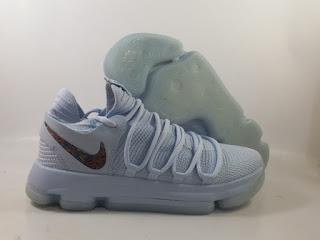 Nike KD 10 - White