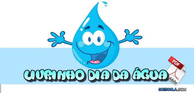 Livrinho Dia da Água - Meu Planeta