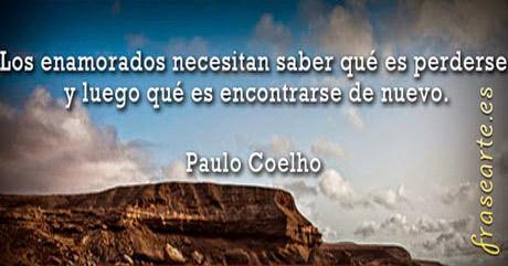 Citas para los enamorados - Paulo Coelho