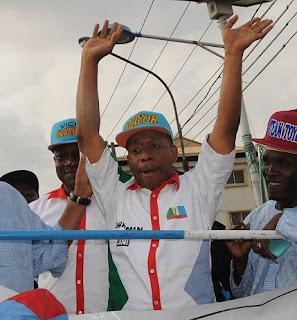 Lagos LG Election