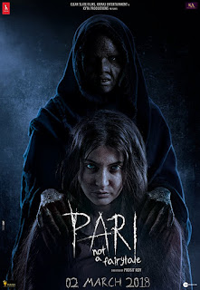 Pari (2018) Hindi Movie hevc HDRip 190Mb