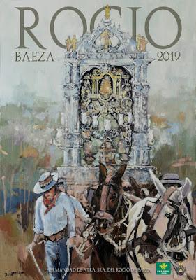 Baeza - Romería del Rocio 2019 - Francisco de la Poza