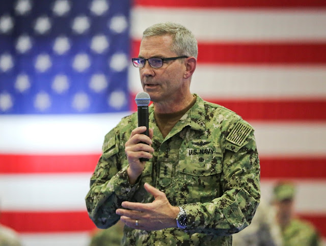 Kepala Angkatan Udara AS Untuk Timur Tengah Meninggal Dunia Di Bahrain