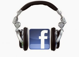 Como colocar música no perfil do Facebook 1