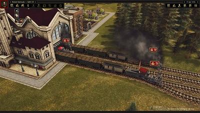 Railroad Corporation Review